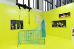 SEPTEMBER booth at Art Forum Berlin 2008