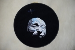 Death Embroideries - Death Mask