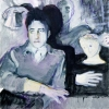 Flora Whiteley, <i>Young Cocteau</i>, 2008